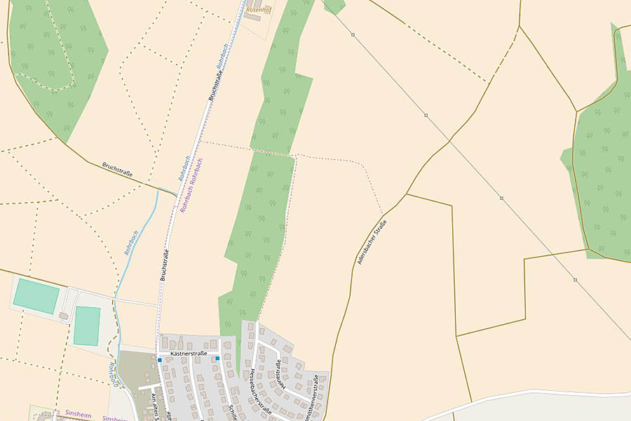Sinsheim Rohrbach
